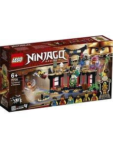 LEGO 71735- Toernooi der Elementen