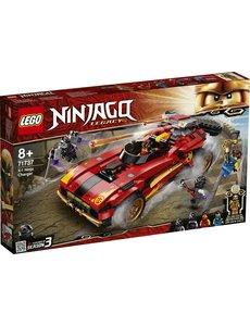LEGO 71737 - X-1 Ninja Charger