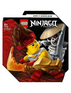 LEGO 71730 - Epische Strijd set - Kai tegen Skulkin
