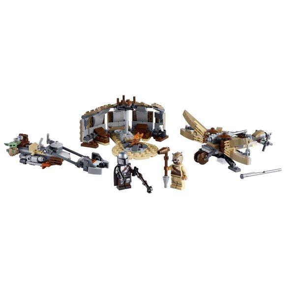 LEGO 75299 - Problemen op Tatooine