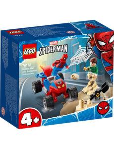 LEGO 76172 - SpiderMan en Sandman Duel