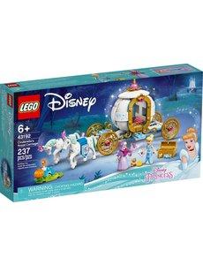 LEGO 43192 - Assepoesters koninklijke koets