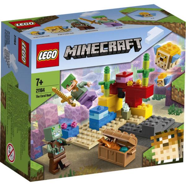 LEGO 21164 - Het koraalrif