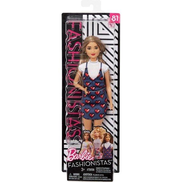 Barbie Barbie fashionista - nr. 81