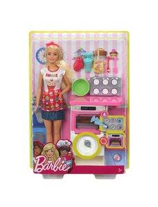 Barbie Barbie cupcake bakkerij