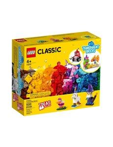 LEGO 11013 - Creatieve transparante stenen