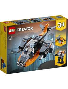 LEGO 31111 - Cyberdrone
