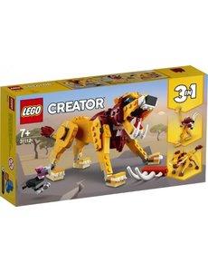 LEGO 31112 - Wilde leeuw