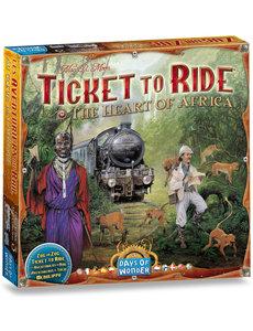Days of Wonder Ticket to Ride: Afrika