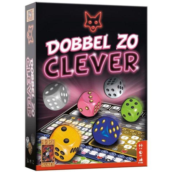 999 Games Dobbel zo Clever, basisspel