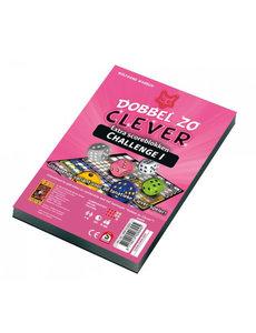 999 Games Dobbel zo Clever Challenge 1 scoreblok 2 stuks