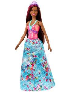 Barbie Prinses Dreamtopia donker haar