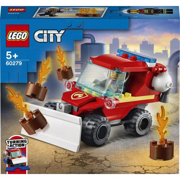 LEGO 60279 - Kleine bluswagen