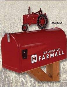 Amerikaanse Brievenbus McCormick Farmall Brievenbus