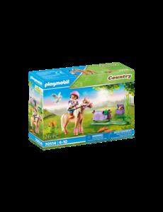 Playmobil 70514 - Verzamelpony IJslander