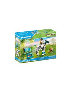 Playmobil 70515 - Verzamelpony Lewitzer