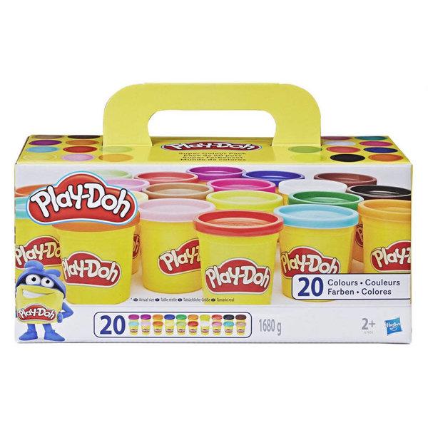 Play-Doh 20 Potjes klei