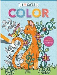 Deltas I love Cats Color