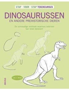 Dinosaurussen tekenen