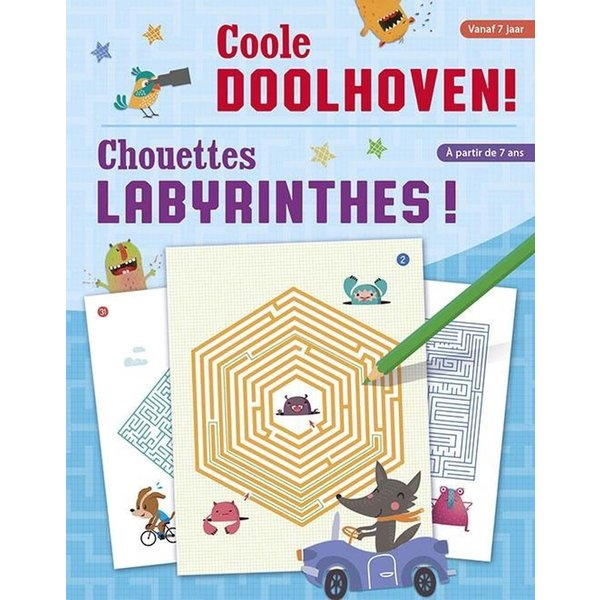 Deltas Coole doolhoven