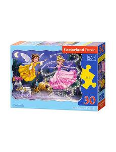 Castorland Cinderella, 30 stukjes