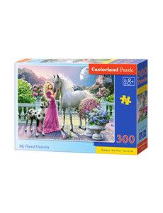 Castorland My Friend Unicorn, 300 stukjes