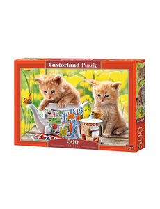Castorland Tea Time - 500 stukjes