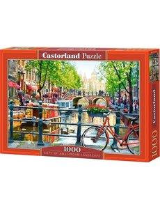 Castorland Amsterdamse grachten