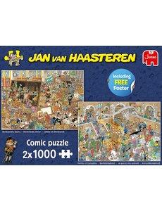 Jumbo Een dagje naar het museum 2 x 1000 st.