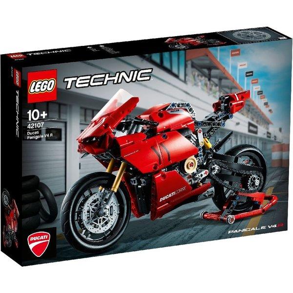 LEGO 42107 - Ducati Panigale V4 R