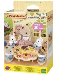 Sylvanian Families 5104 - Creche feest