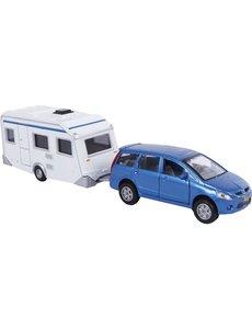 Kids Globe Auto Mitsubishi met Caravan