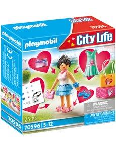 Playmobil 70596 - Modemeisje