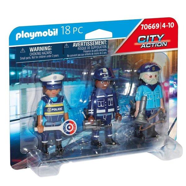 Playmobil 70669 - Politie