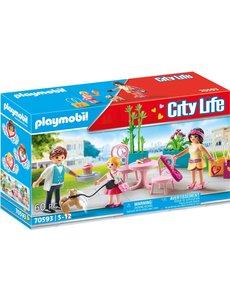 Playmobil 70593 - Koffiepauze