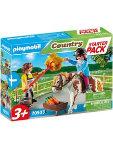 Playmobil 70505 - Starterpack uitbreidingsset - Manege