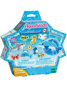 Aquabeads Sterrenparels navulling: Zeedieren