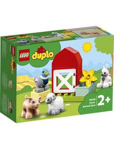 LEGO 10949 - Boerderijdieren verzorgen