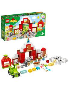 LEGO 10952 - Schuur/tractor en boerderijdieren verzorgen