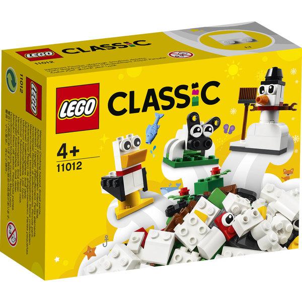 LEGO 11012 - Creatieve witte stenen