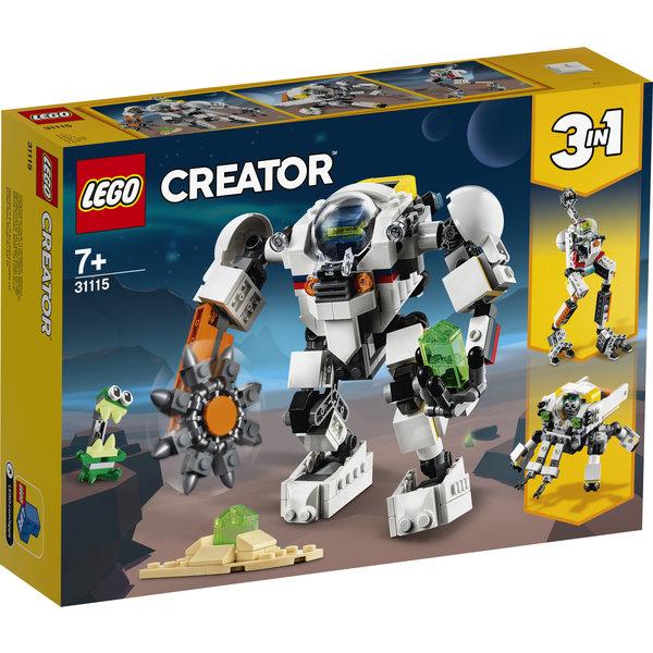 LEGO 31115 - Ruimtemijnbouw Mecha