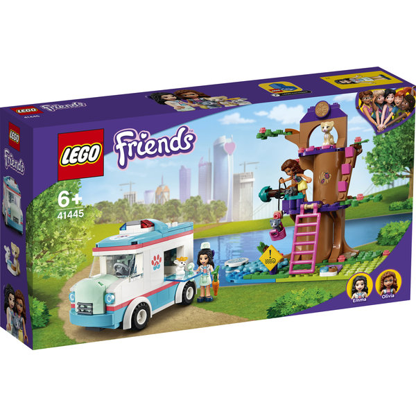 LEGO 41445 - Dierenambulance
