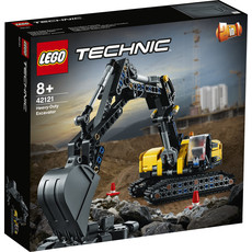 LEGO 42121 - Zware graafmachine