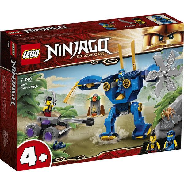 LEGO 71740 - Jay's Electro Mecha