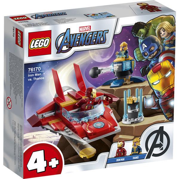 LEGO 76170 - Iron Man vs Thanos