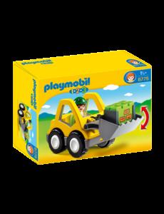 Playmobil 6775- Graafmachine met werkman