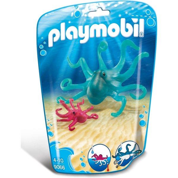 Playmobil 9066 - Inktvis met jong