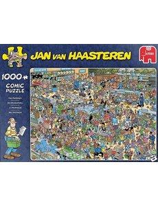 Jumbo De Drogisterij, 1000 stukjes