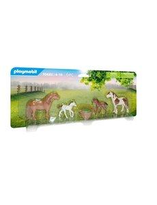 Playmobil 70682 - Country Pony's met veulens