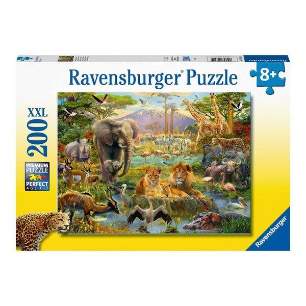 Ravensburger Dieren Savanne - 200 st. XXL